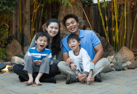 Dr. Lee and Family